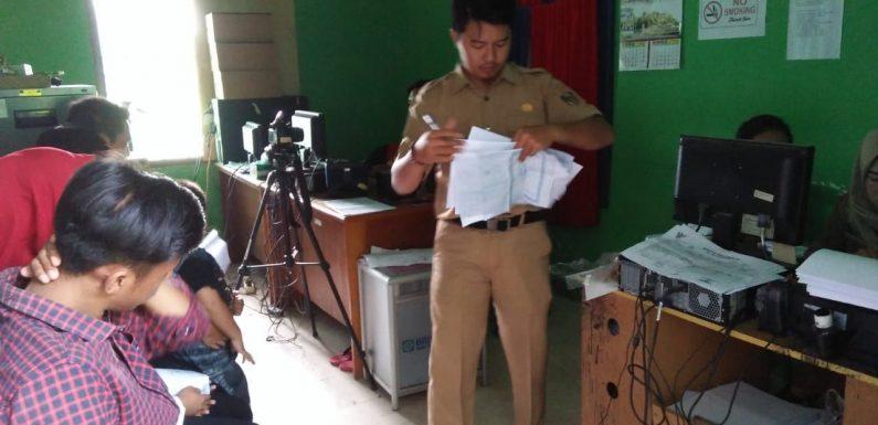 Kantor Camat Rumbia Layani Perekaman KTP-El untuk Lima Kecamatan