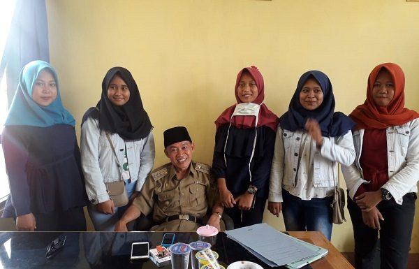 Camat Punggur Halal Bihalal Bersama Siswa Wiratama Kotagajah