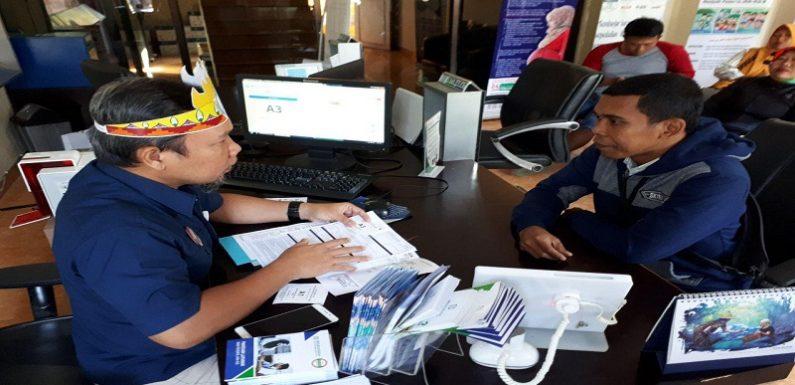 Sambut HUT BPJS Kesehatan, Kepala Cabang Tingkatkan Pelayanan Melalui Eksekutif Frontliner