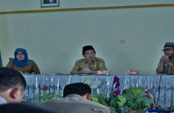 Keberangkatan Jamaah Haji Lamteng Dibagi Dua Gelombang