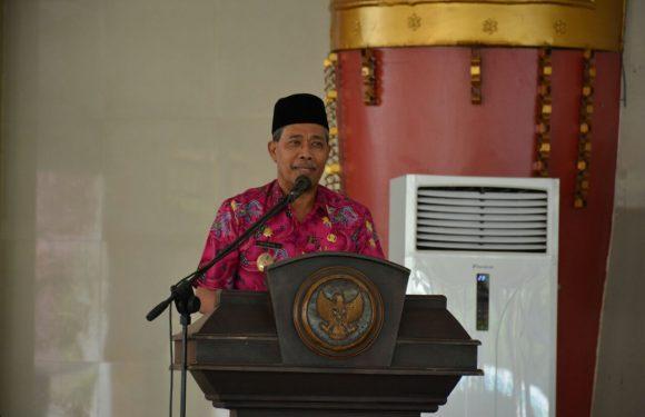 Bupati Loekman Support Diklatsar Pamter PSHT se-Lampung