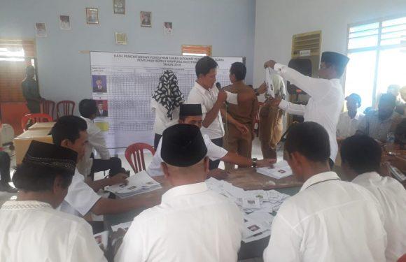 4 Petahana Kakam di Kecamatan Punggur Gugur di Pilkakam