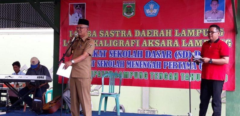 Syarief Kusen Ajak Jaga Budaya Daerah