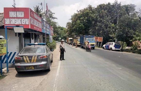 Marak Kasus Curat, Kapolsek Tebas Imbau Warga Tak Beli Motor Bodong