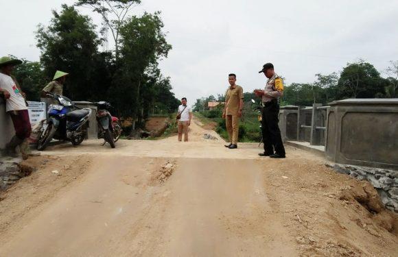 Kampung Sriwijaya Mataram Terus Membangun