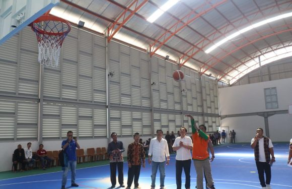 Bagi Masyarakat Lamteng Yang Gemar Berolahraga, Kini Telah Dibuka RAS Sport Center Yukumjaya