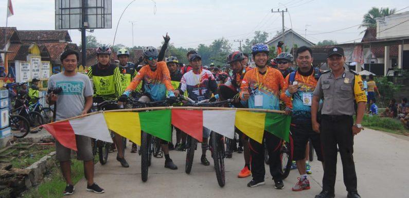 Pererat Silarutahmi Fun Cycling Gelar Gowes Bareng 1 Sepeda Sejuta Sahabat