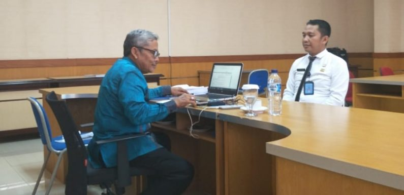 Kalapas Gunungsugih Jadi Peserta Assessment Center di Jakarta