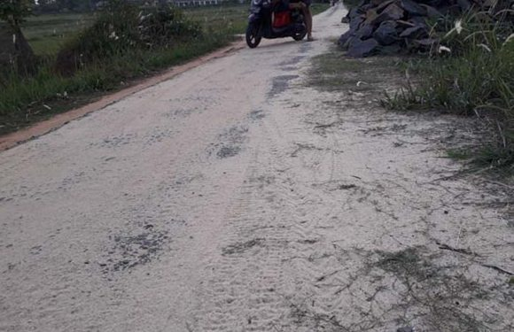 Inspektorat Bakal Periksa ADD Kampung Srisawahan