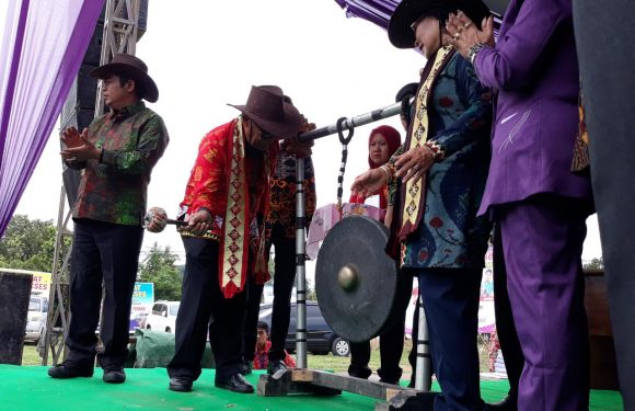 Bupati Launching Kampung Ternak di Seputihbanyak