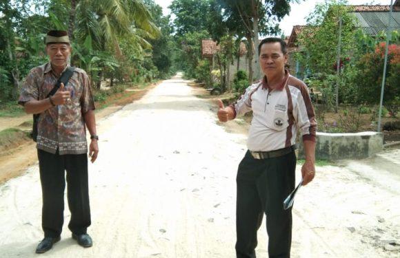 Slusuban Bangun Onderlagh 3.221 M di Enam Dusun