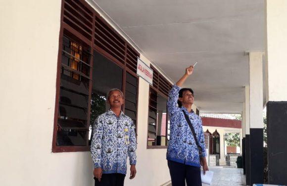 Komite SMPN 1 Terbanggibesar Sukses Rehab Fasilitas Sekolah