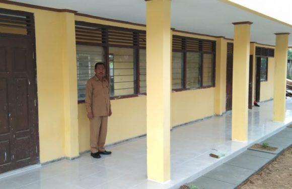 DAK di SMPN 1 Terusannunyai, Rehab Gedung Lab dan Ruang Guru
