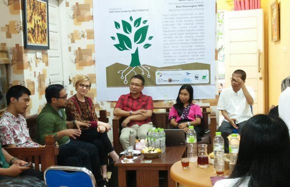Diskusi Lingkungan Asik di Warkop WaW