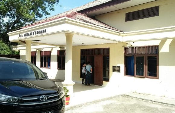 Buntut OTT, KPK Lakukan Pemeriksaan 11 ASN di Mapolres Lampung Tengah