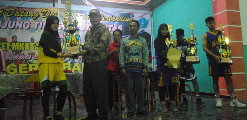 MKKS Lamteng Gelar Lomba Basket di SMAN 1 Bangunrejo