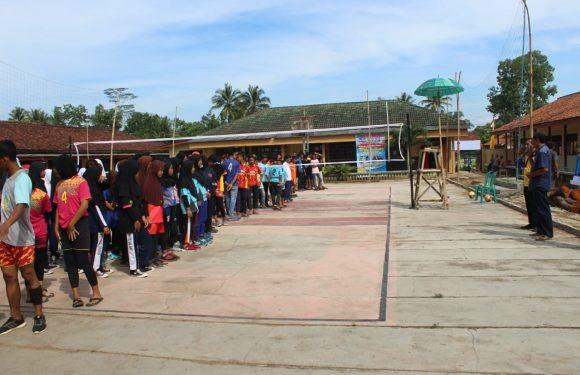 Kenalkan Program Baru SMK Pelita Gelar Open Turnamen Bola Voli Antar SMP