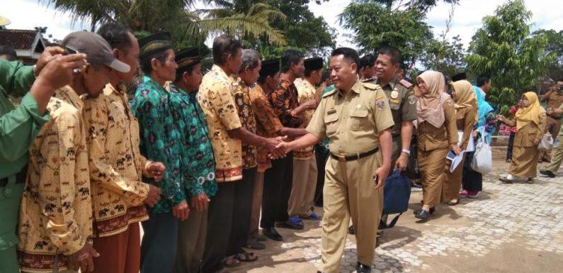 Kampung Srikencono Wakili Buminabung Lomba BBGRM 2019 Tingkat Kabupaten