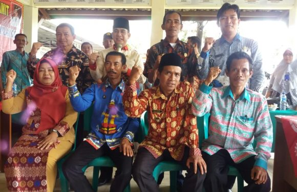 Kecamatan Kalirejo Empat Kakam Akhiri Jabatan