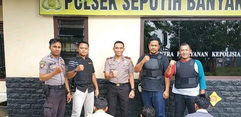Komplotan Pencuri Sapi Digulung Polsek Seputihbanyak