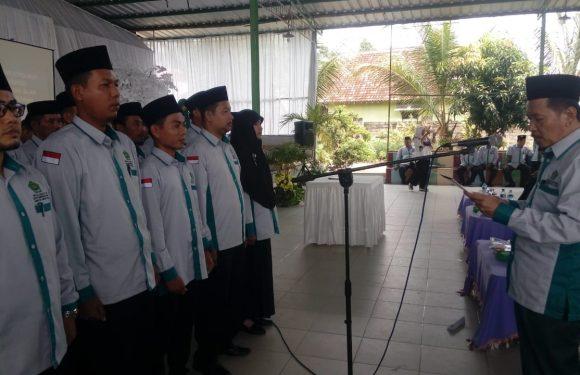 Kemenag Lamteng Kukuhkan FK PAI Sekaligus Launching Program Khutbah Jum'at dan Pembinaan Warga Lapas