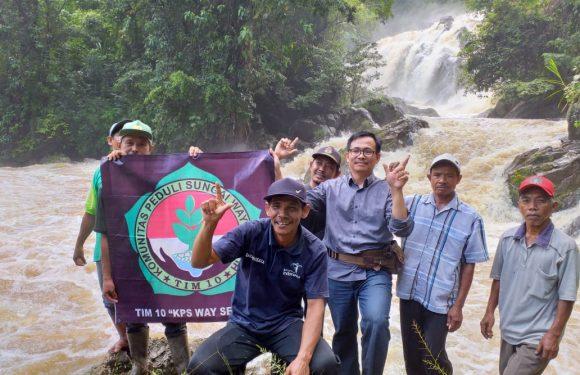 Gali Potensi Wisata Curup 7, Wakil Ketua DPRD Lamteng Riagus Ria Reses di Daerah Terpencil
