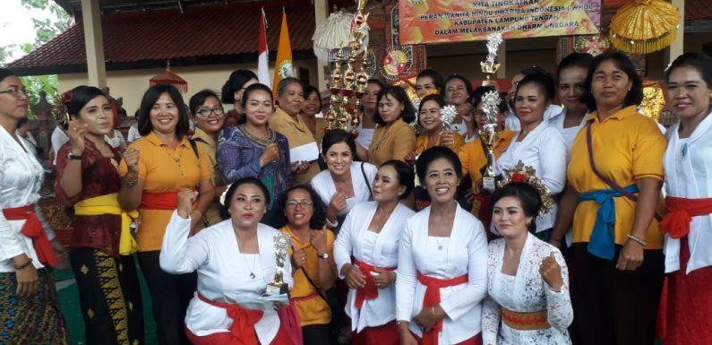 Hut ke – 31, WHDI Lamteng Terus Tingkat Peran Wanita Hindu Dalam Dharma Negara