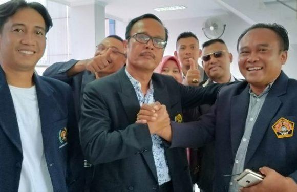Konferensi Kabupaten V Digelar,  Ganda Hariyadi Jabat Ketua PWI Lamteng