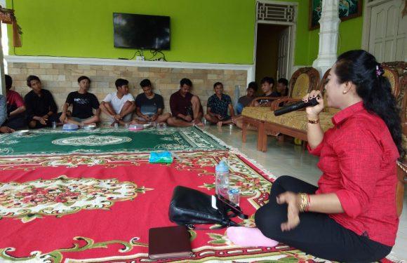 Ni Ketut Dewi Nadi : Saya Siap Membuka Lapangan Kerja Untuk Pemuda