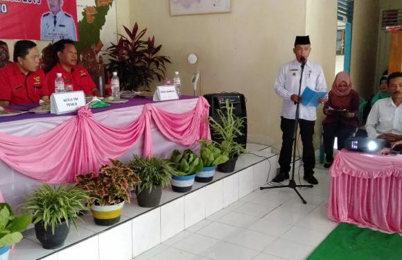 Tim Evaluasi BBGRM Lamteng Sambangi Kampung Liman Benawi