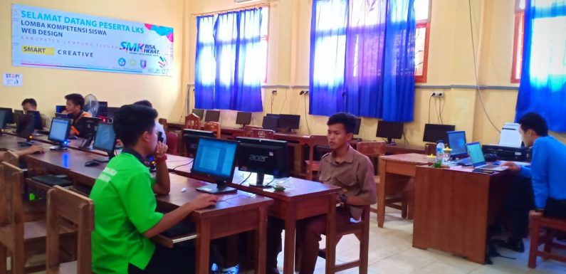 SMK Pangudi Luhur Tuan Rumah LKS Jurusan TI Tingkat Lamteng