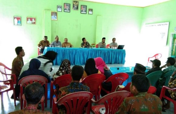 Srikencono Bentuk Panitia Lomba Kampung Tingkat Kabupaten