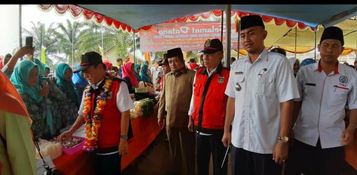 Lomba Kampung Berprestasi 2019  Kampung Sendangasri Dinilai