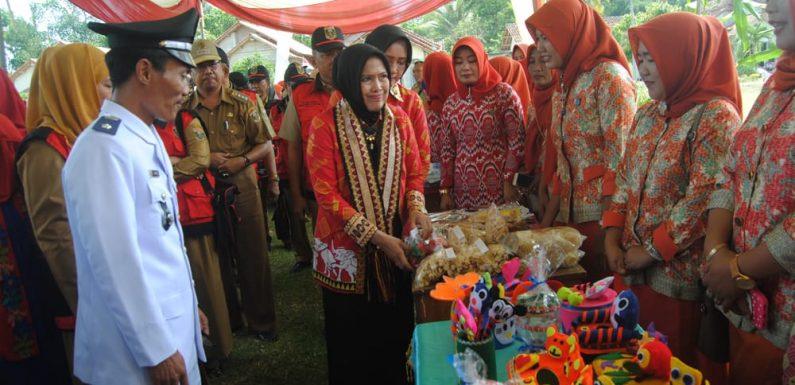 Sahril Menyambut Kunjungan Tim Penilai Lomba Kampung