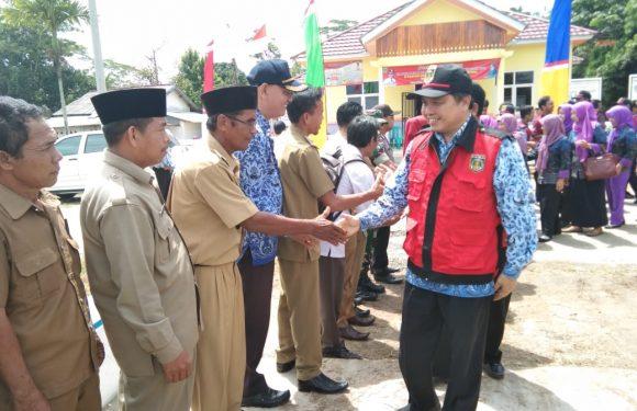 Dinilai Tim Kabupaten, Kampung Binakarya Jaya Tonjolkan Produk PKK