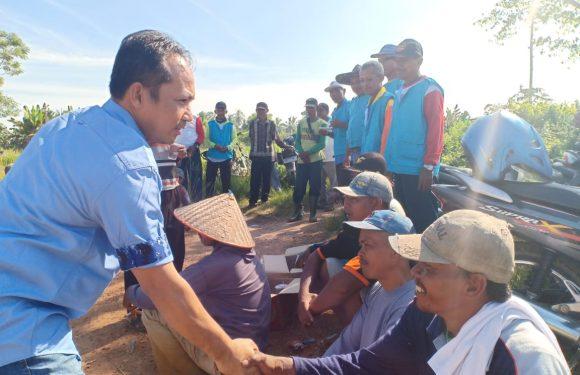 Gandeng RPH, AHS Turun Tangan Jawab Keluhan Petani di Seputihagung Berantas WBC