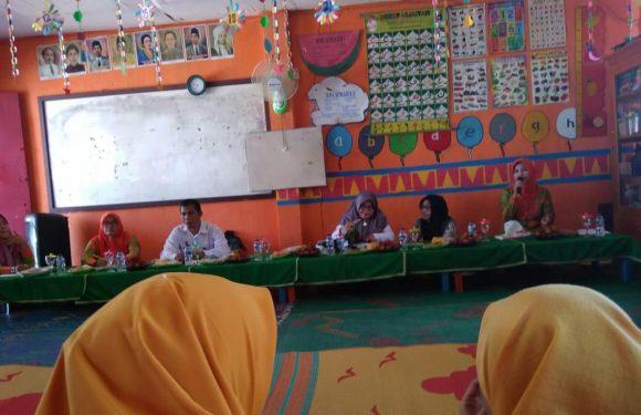 IGTKI Kecamatan Bangunrejo Gelar Rakoor