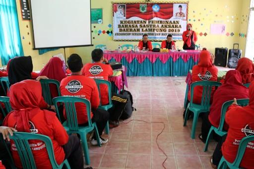 Pembinaan Selesai, Disdikbud Ingin Guru Tingkatkan Kreativitas Mengajar Kebudayaan Lampung
