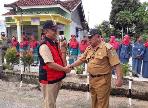 Kampung Utamajaya Dinilai Tim Evaluasi