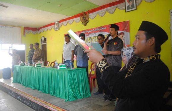 Saiful Anwar Lantik 204 PTPS