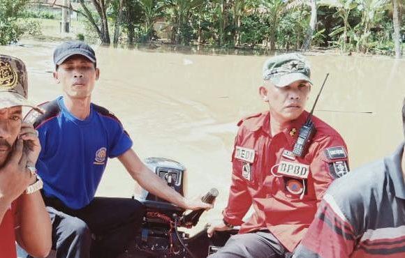 BPBD: 80 Rumah di Bekri Terendam Banjir