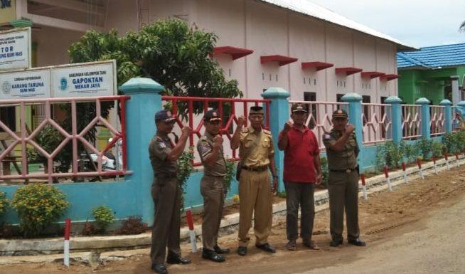 Kampung Bumimas Bersiap, Target Juara 1 di Tingkat Kabupaten