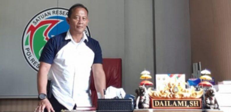 Sat Narkoba Polres Lamteng Kembali Gulung Pengedar Narkoba