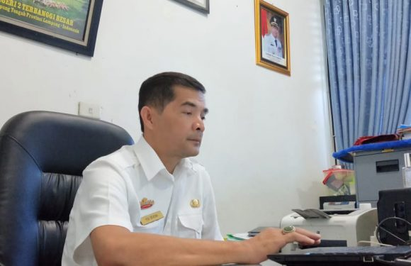 Ketua MKKS SMK Lamteng Yos Devera Catat 5.435 Peserta Didik Ikuti UKK