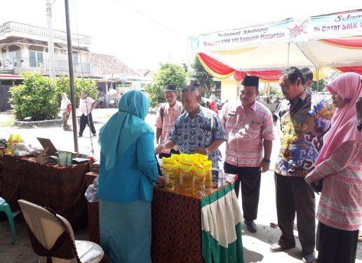 SMK YPI Seputih Mataram Helat Bazar