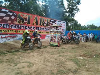 IMS Gelar Kejuaraan Motocross di Putrarumbia