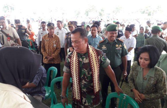 Danrem 043 Gatam: TNI Siap Kawal Pemilu Tertib, Aman dan Lancar