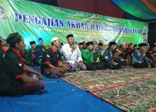 Haflah Akhirussanah, Ponpes Kendalisodo Pengajian Akbar