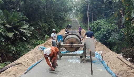 Kakam Belum Serahkan Nota Belanja, SPj ADD 2018 Kampung Onoharjo Terkendala