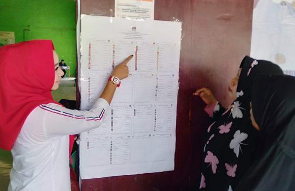 Ditemukan Contoh Surat Suara DPRD Lamteng Dapil 3 Salah, Caleg PDIP Meradang